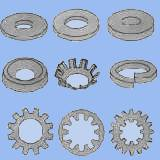 Picture of Machine Screw Washers